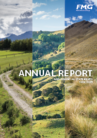 rural landscapes with text annual report